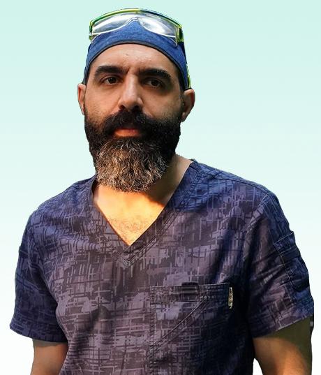 دکتر محمدحسین دلشاد فوق تخصص دردر و متخصص بیهوشی در کلینیک درد راد در تهران
