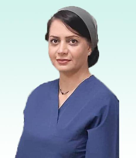 دکتر اکرام مرتضوی متخصص بیهوشی در کلینیک درد راد