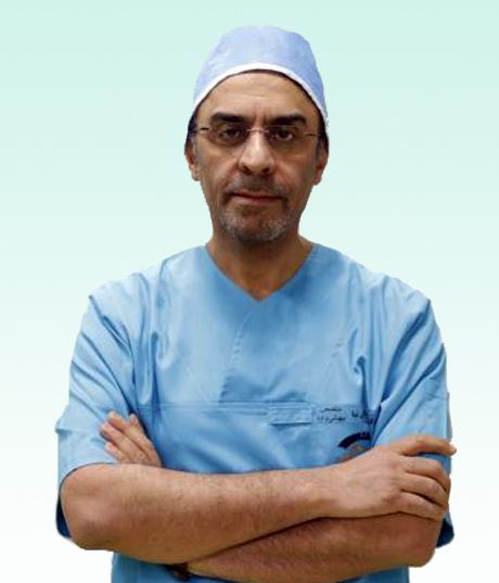 دکتر مسعود ثقفینیا فوق تخصص درد در کلینیک درد راد تهران